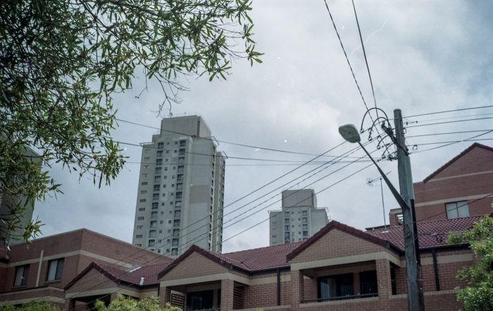 Waterloo Public Housing Estate Photo: Dara Gill