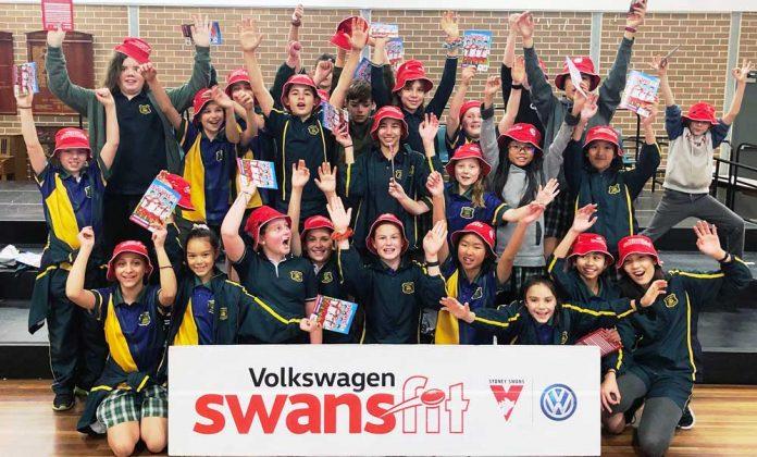 Crown Street Public School Swansfit program