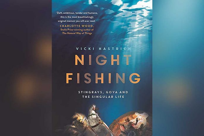 Night Fishing book cover